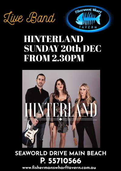 Hinterland-Poster -poster